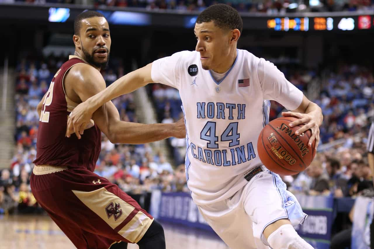 Justin Jackson - North Carolina