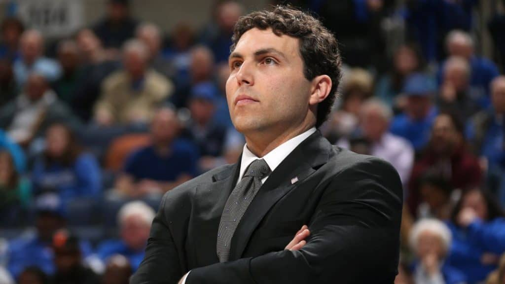 Josh Pastner (Georgia Tech)