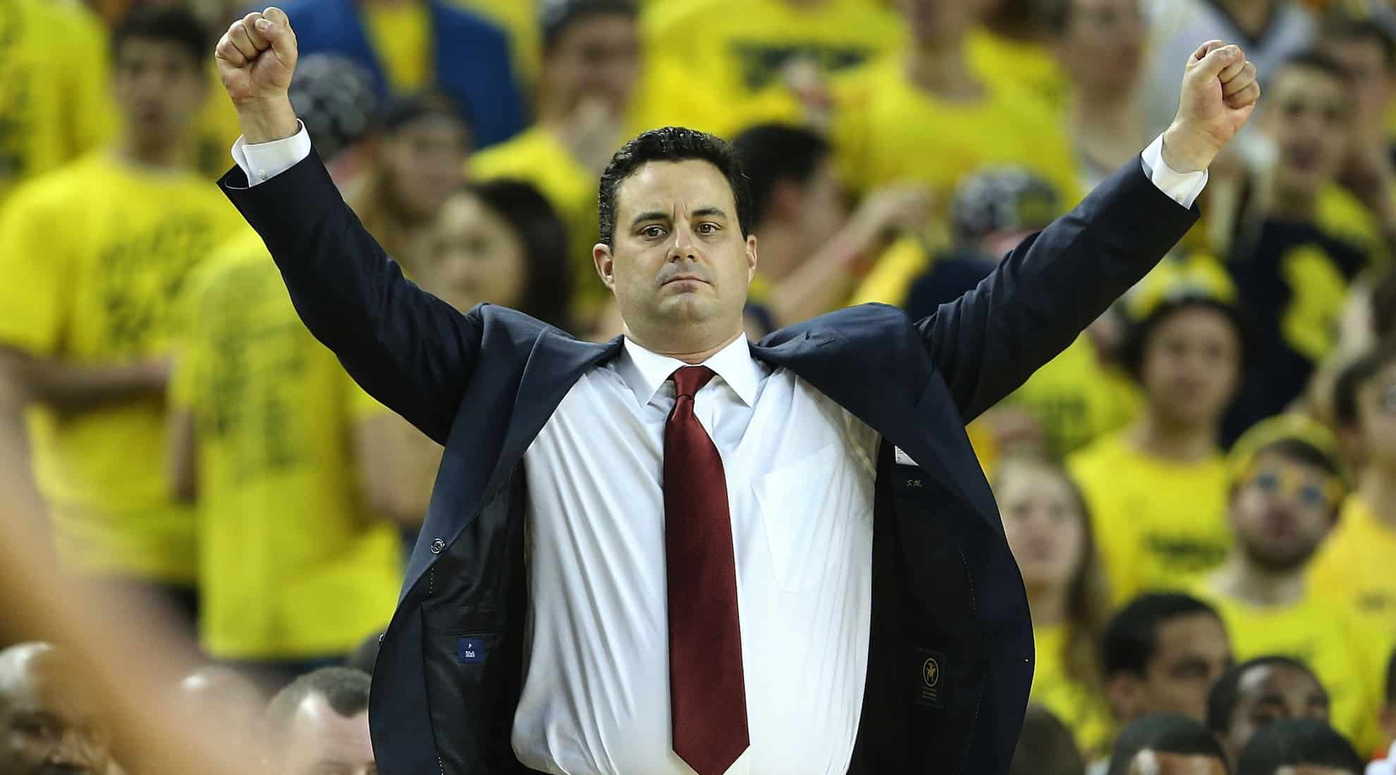 Sean Miller - coach Arizona
