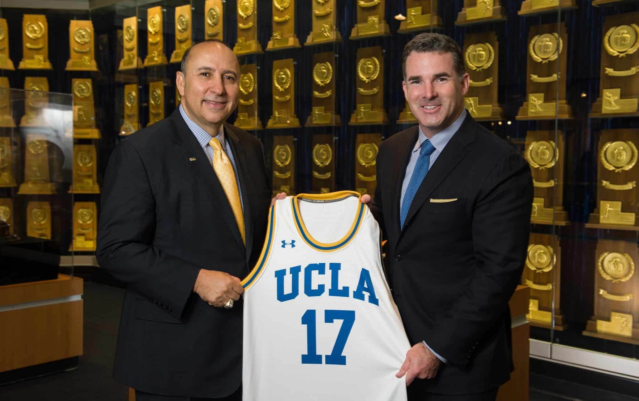 Nozze tra Under Armour e UCLA