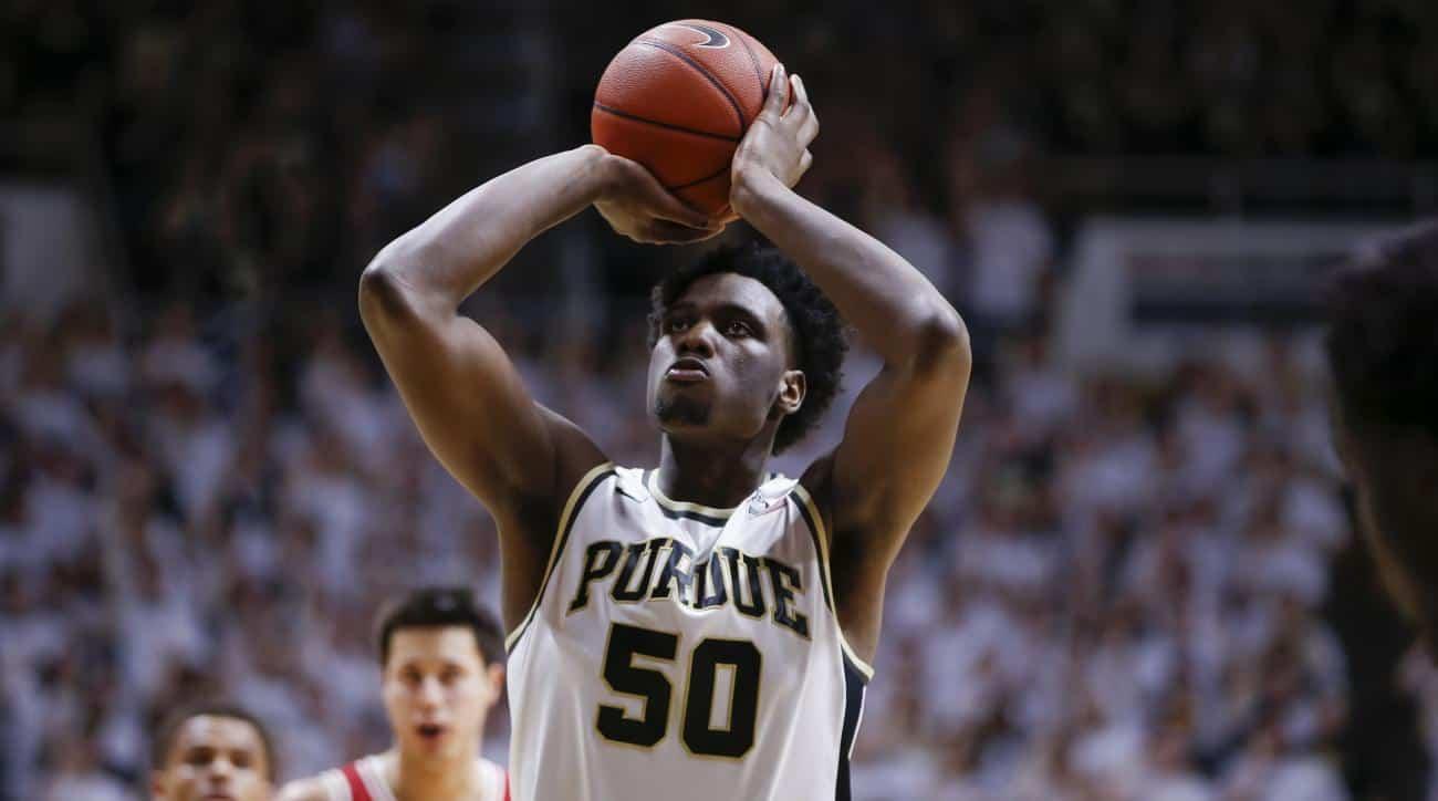 Ncaa basketball - Caleb Swanigan (Purdue)