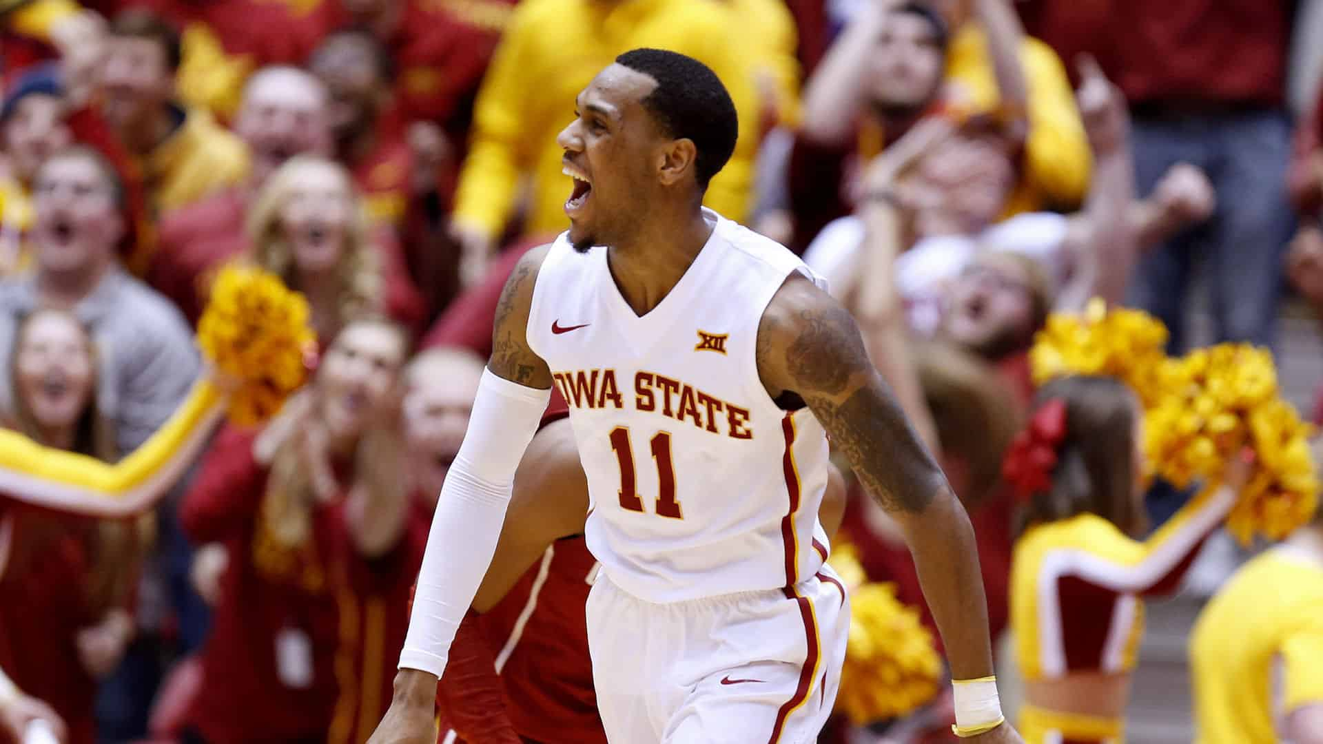 Ncaa basketball - Monte Morris (Iowa State)
