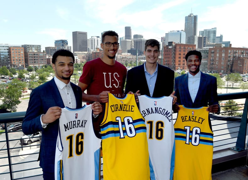 Nba preview – rookie e sophomore (Northwest)