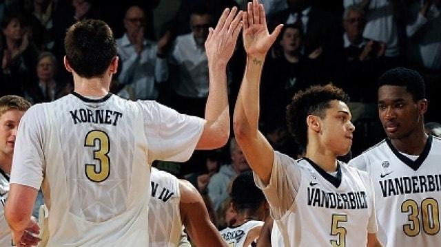 Ncaa basketball - Vanderbilt