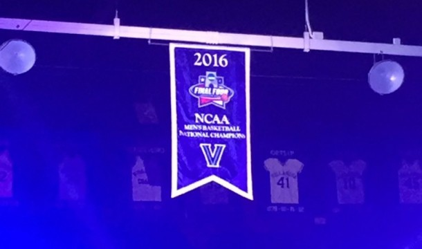 Basketball Ncaa - Villanova banner