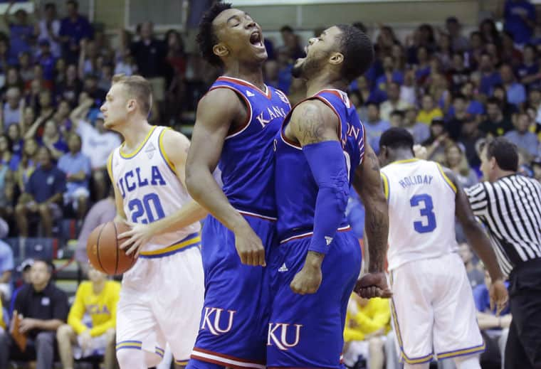 Top10 backcourt duo nel college basketball
