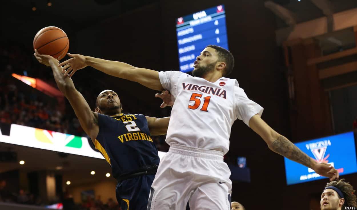 Virginia picks its first loss of the season