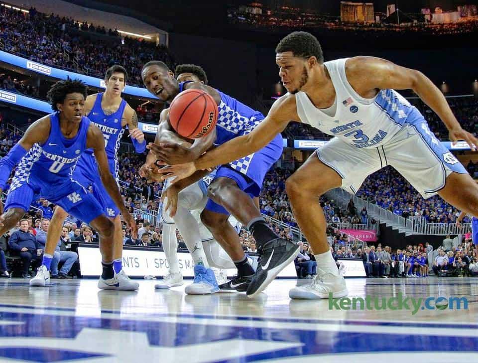Kentucky-UNC, la partita dell'anno