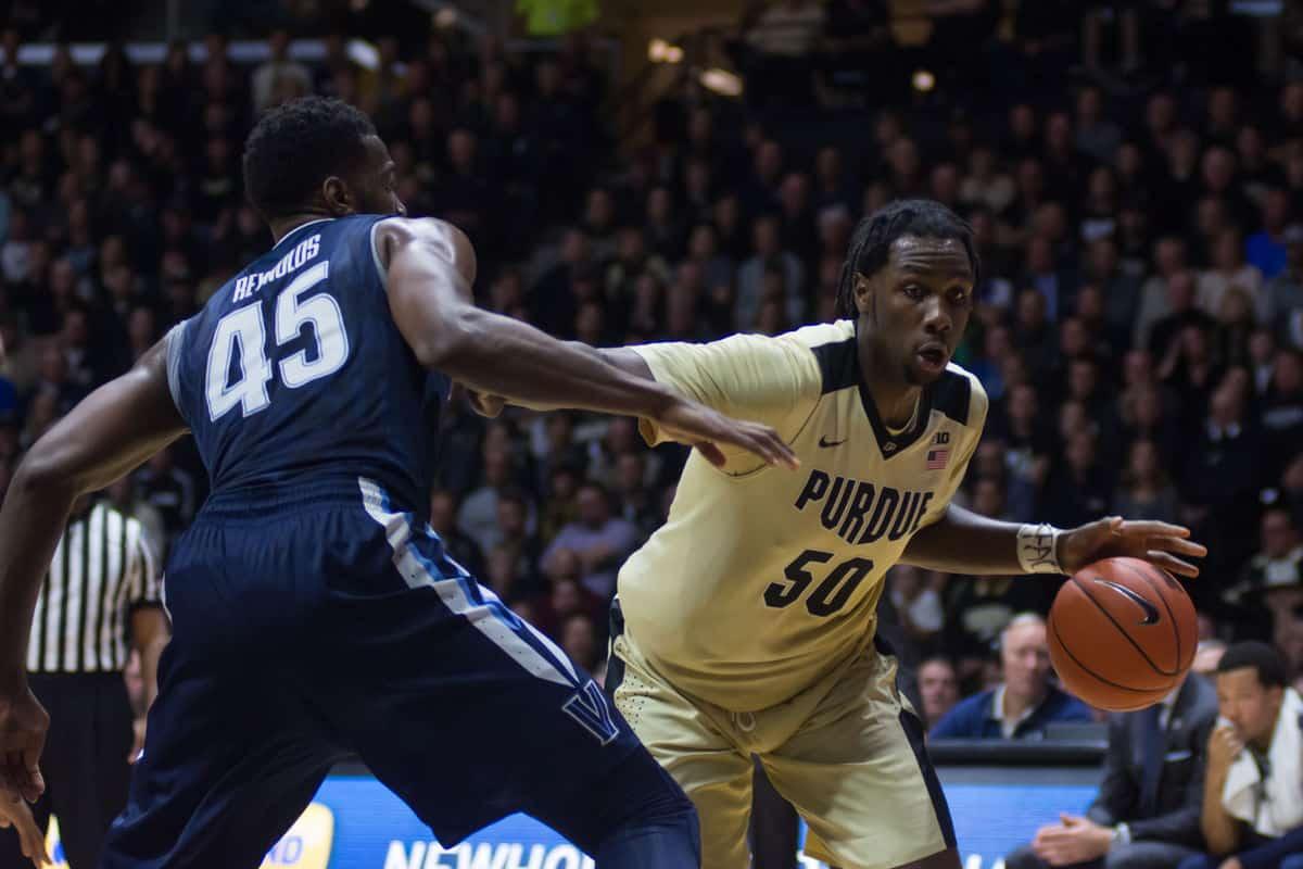 Ncaa basketball - Caleb Swanigan - Purdue