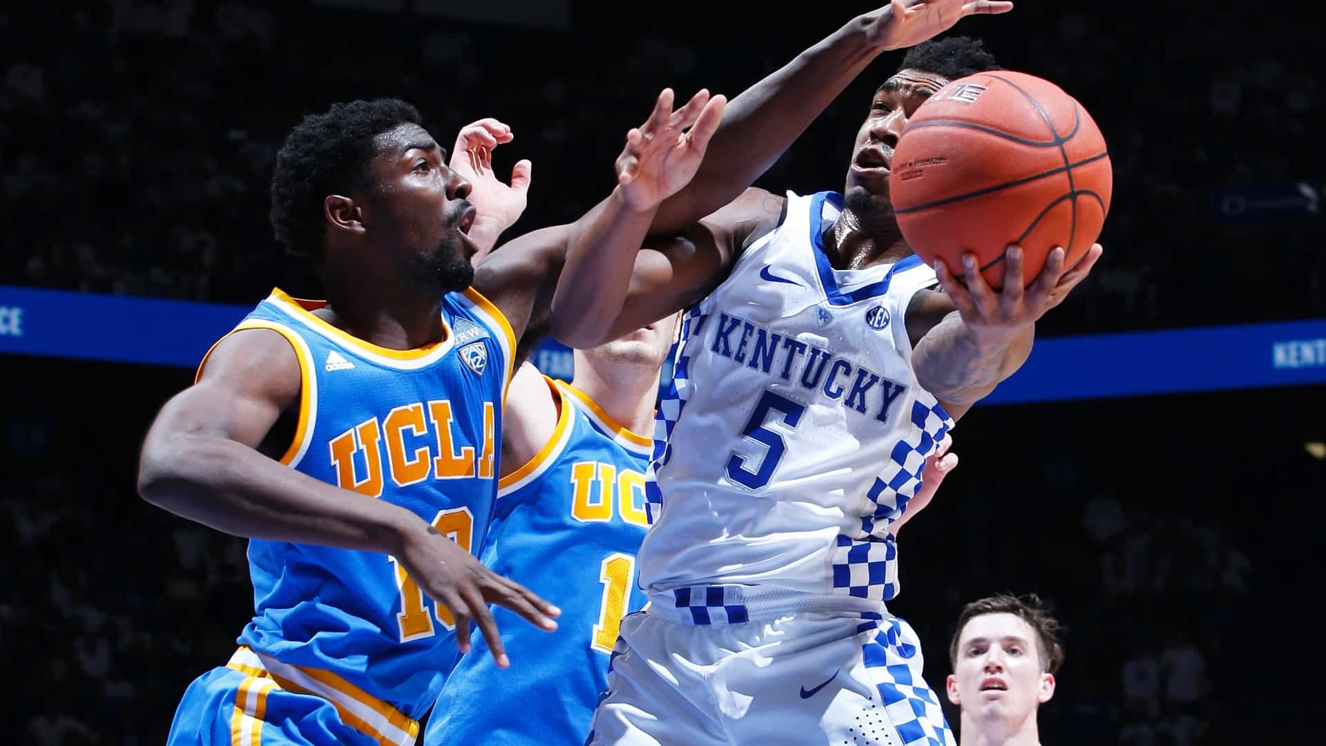 UCLA è tornata! Sconfitta Kentucky