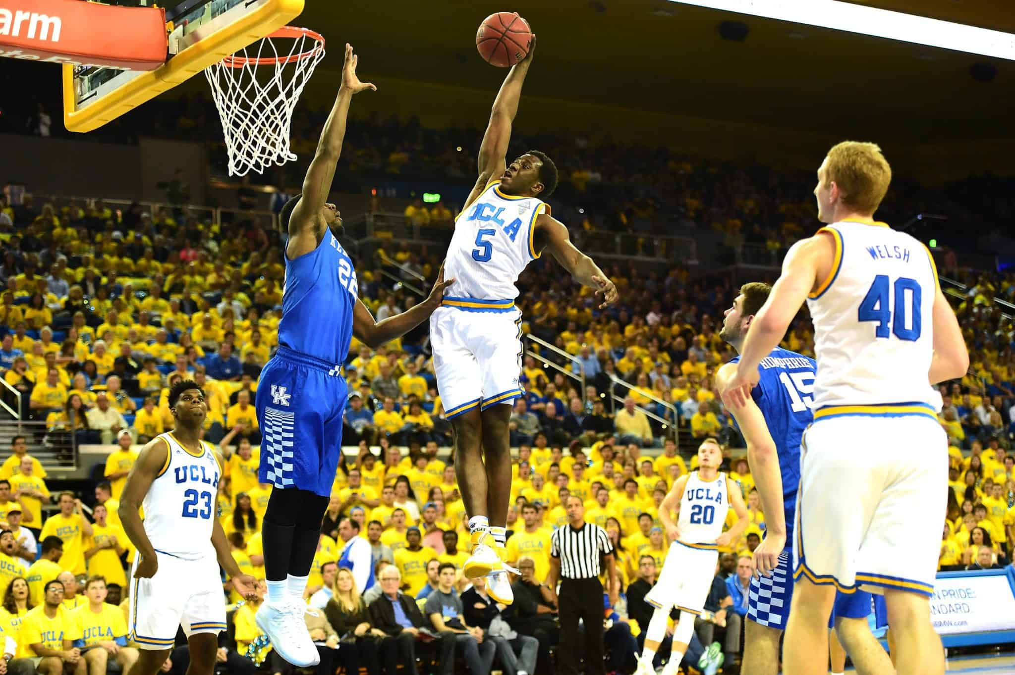 Kentucky vs UCLA