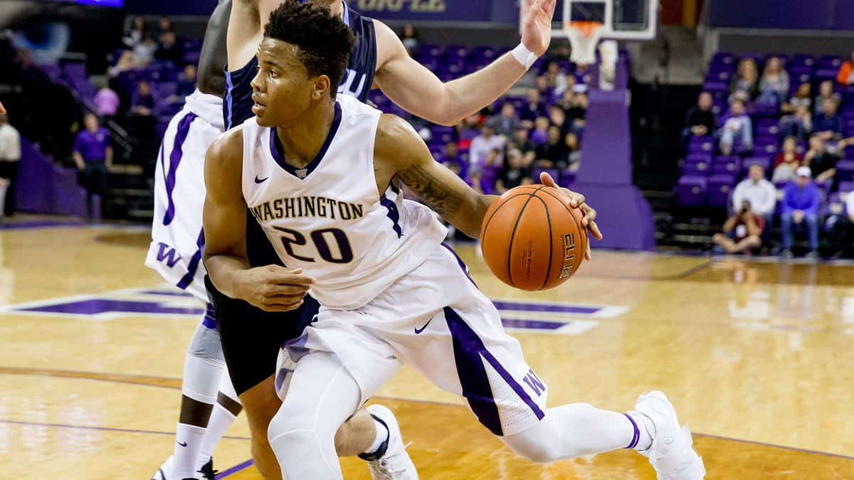 Ncaa basketball - Markelle Fultz - Washington