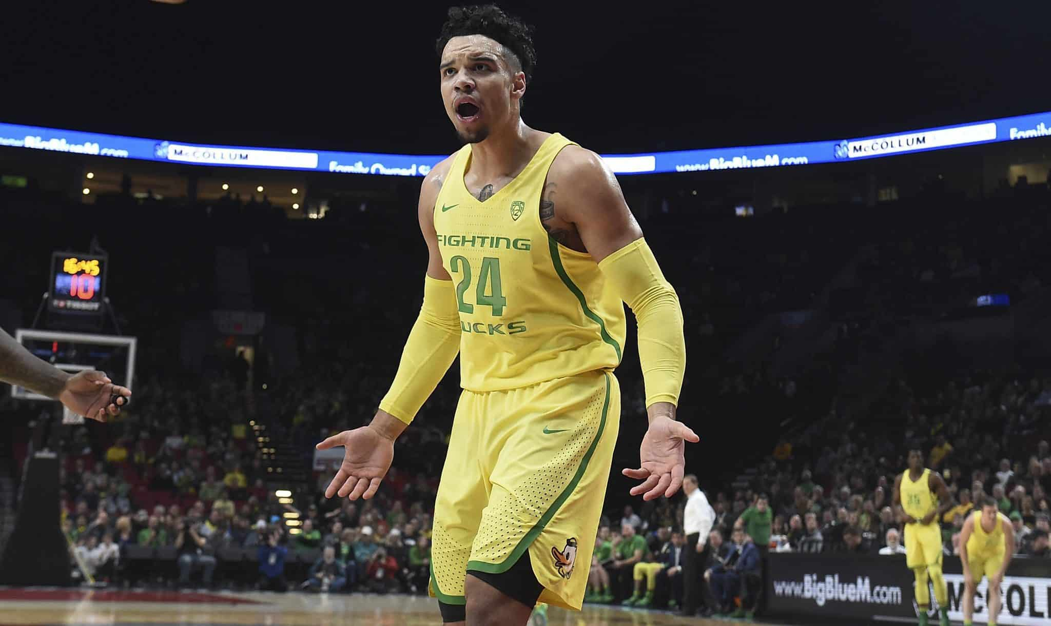 Dillon Brooks (Oregon)