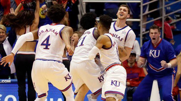 BasketballNcaa - Kansas Jayhawks