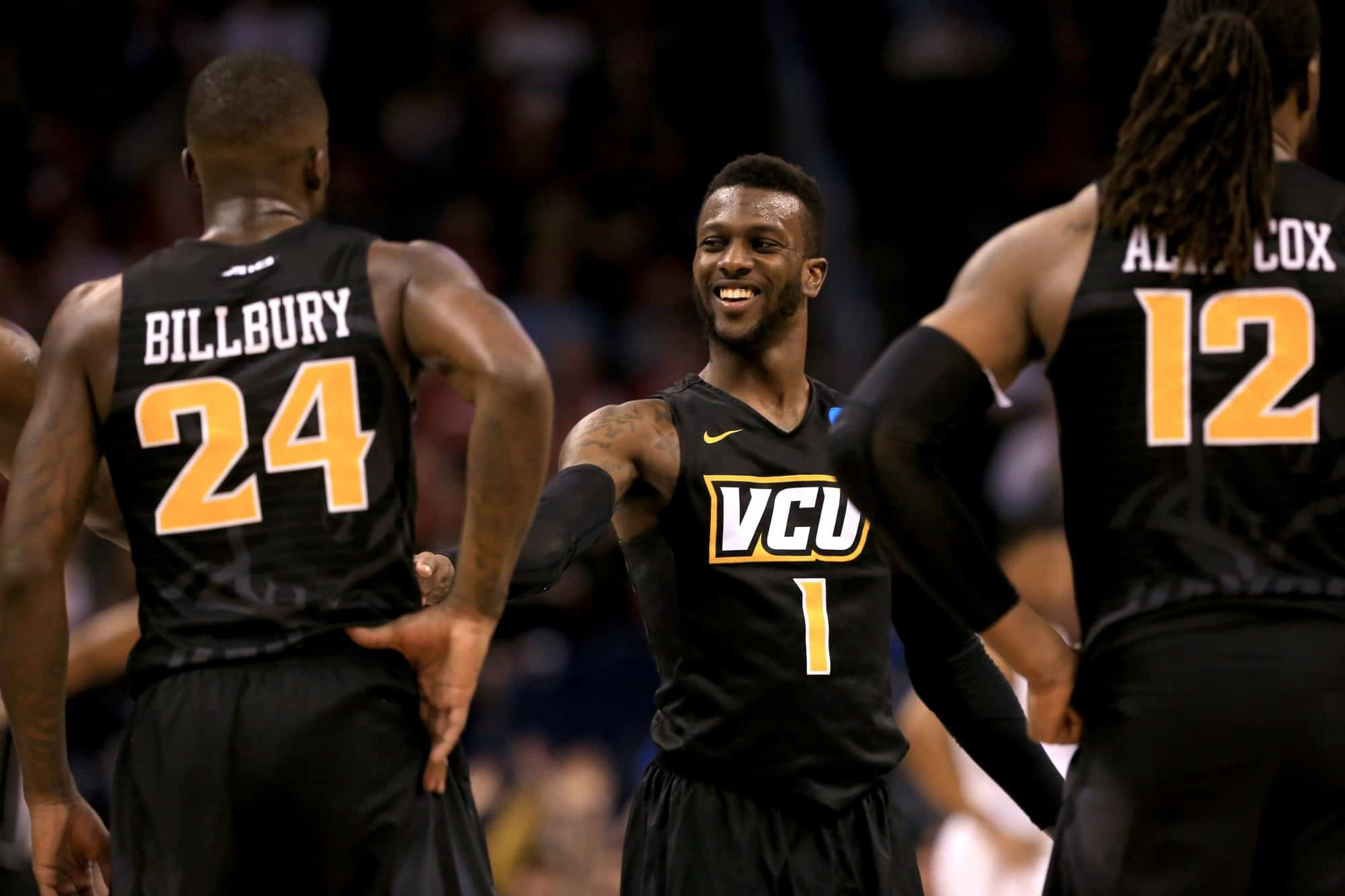 Ncaa basketball - VCU Rams