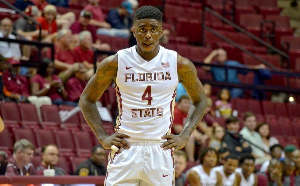 Ncaa basktball - Dwayne Bacon - Florida State Seminoles