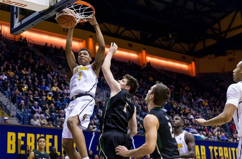 Ncaa basketball - Ivan Rabb - California Golden Bears