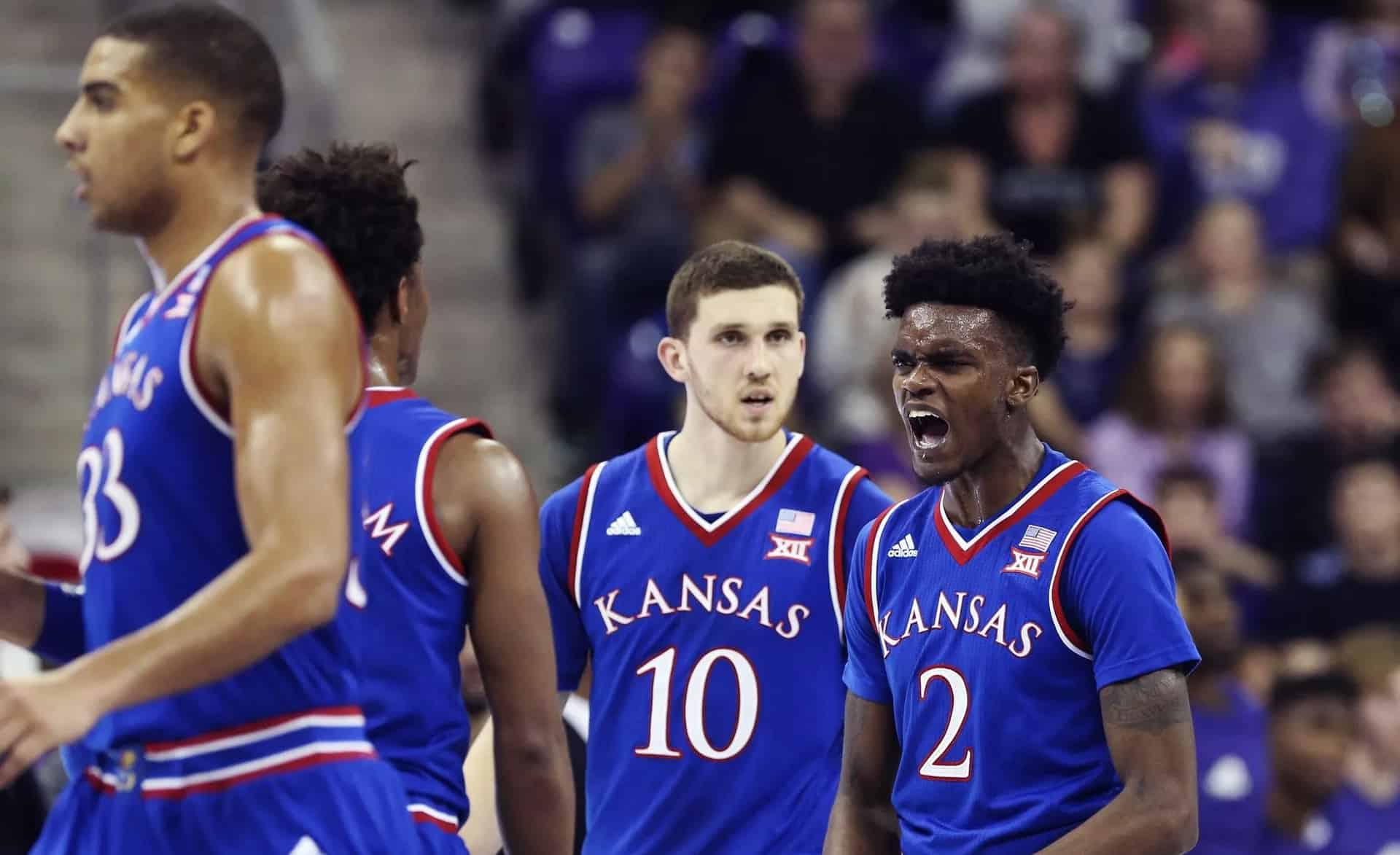 Ncaa basketball - Kansas Jayhawks