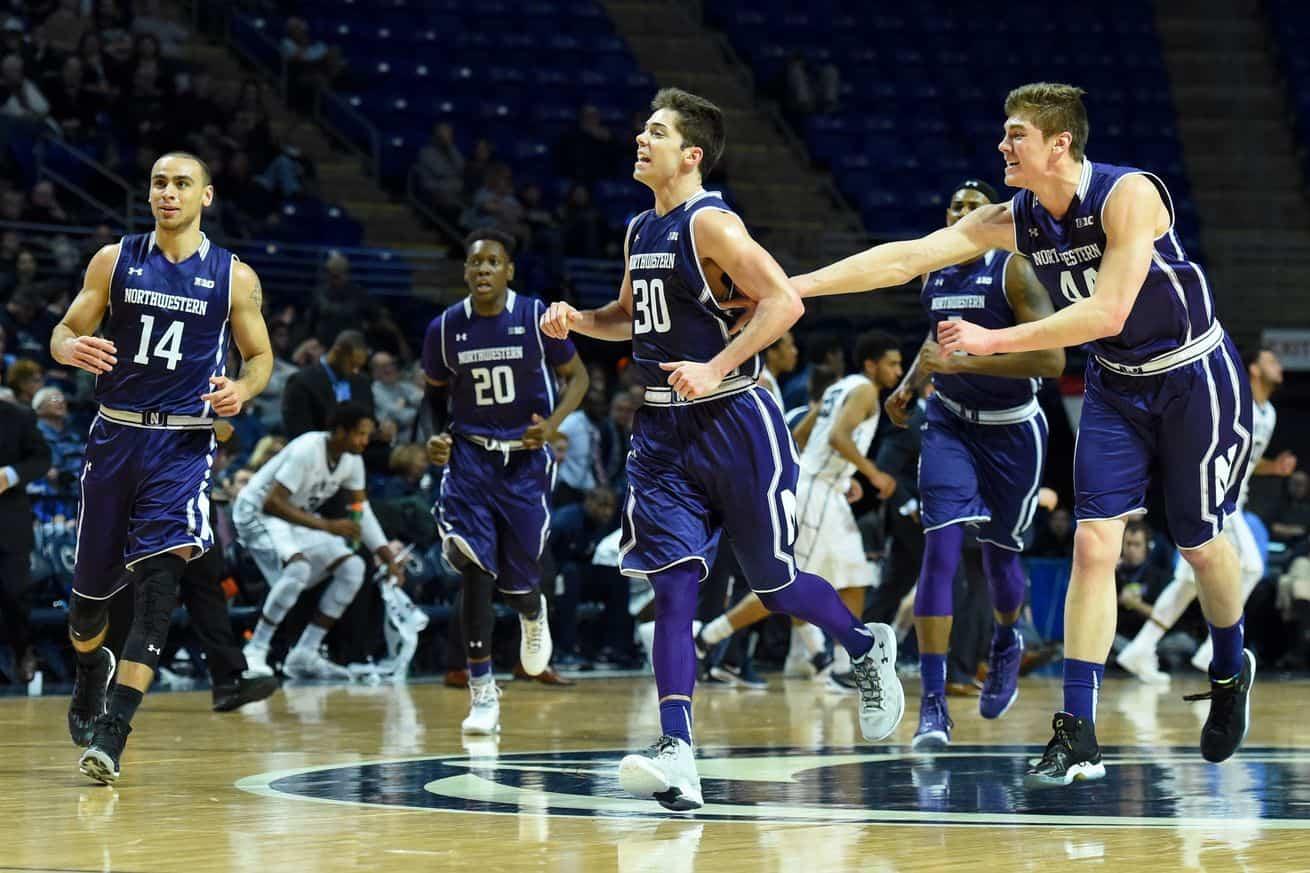BasketballNcaa - Northwestern Wildcats