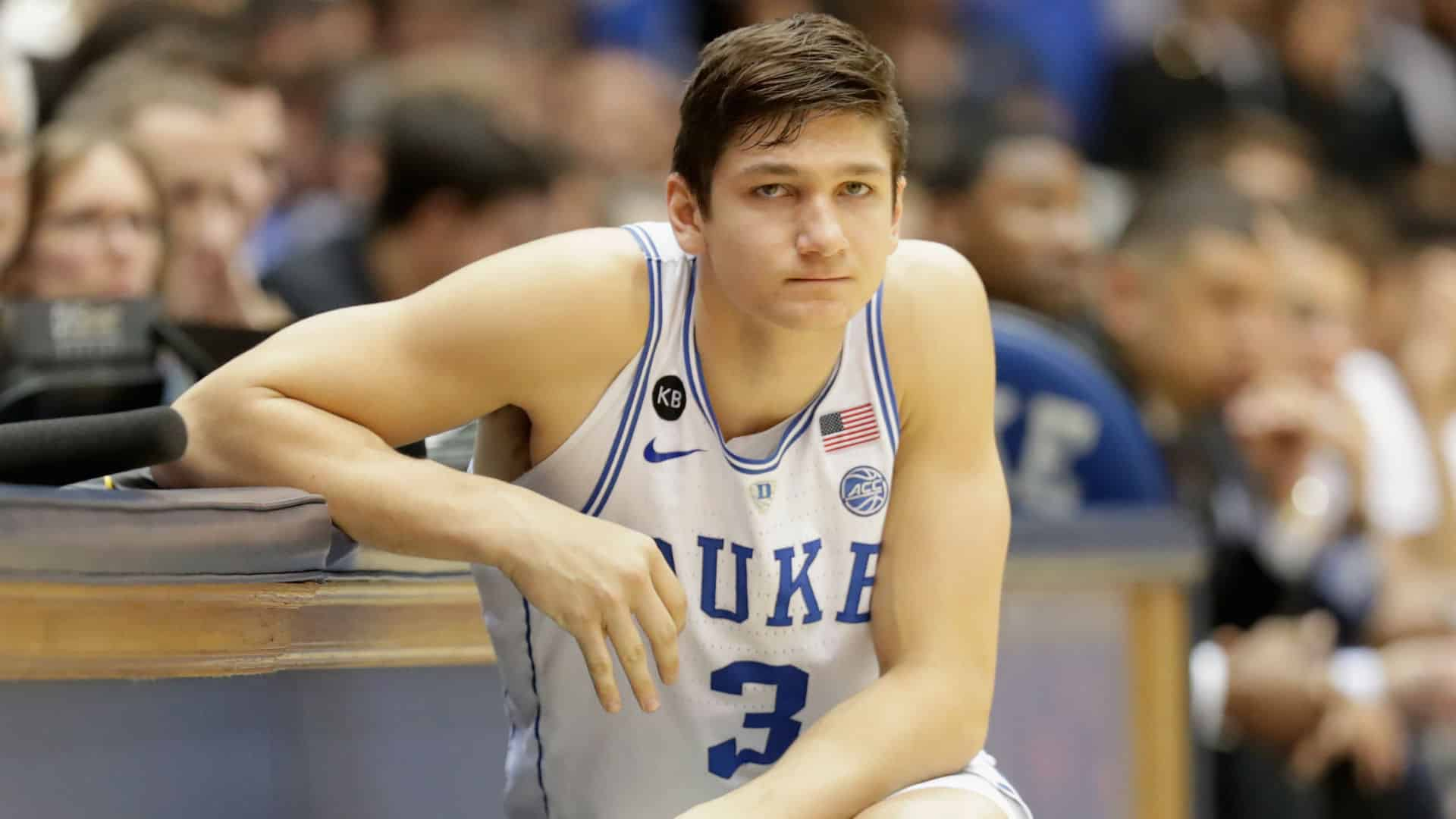 Image result for ugly grayson allen
