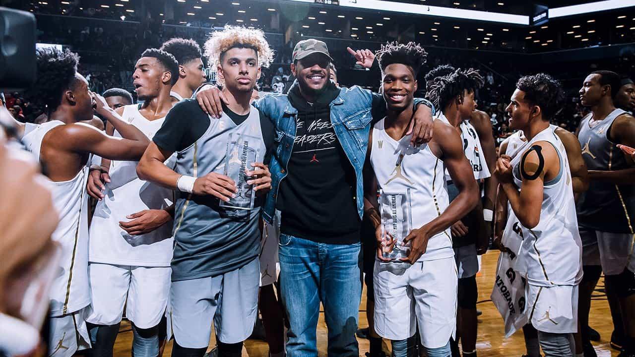 BasketballNcaa - Jordan Brand Classic