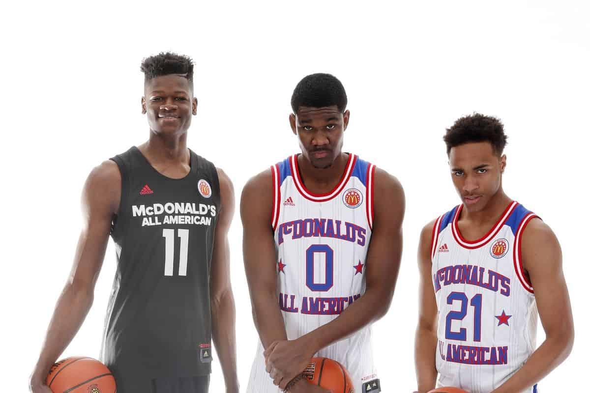 BasketballNcaa - McDonald's All-American Game