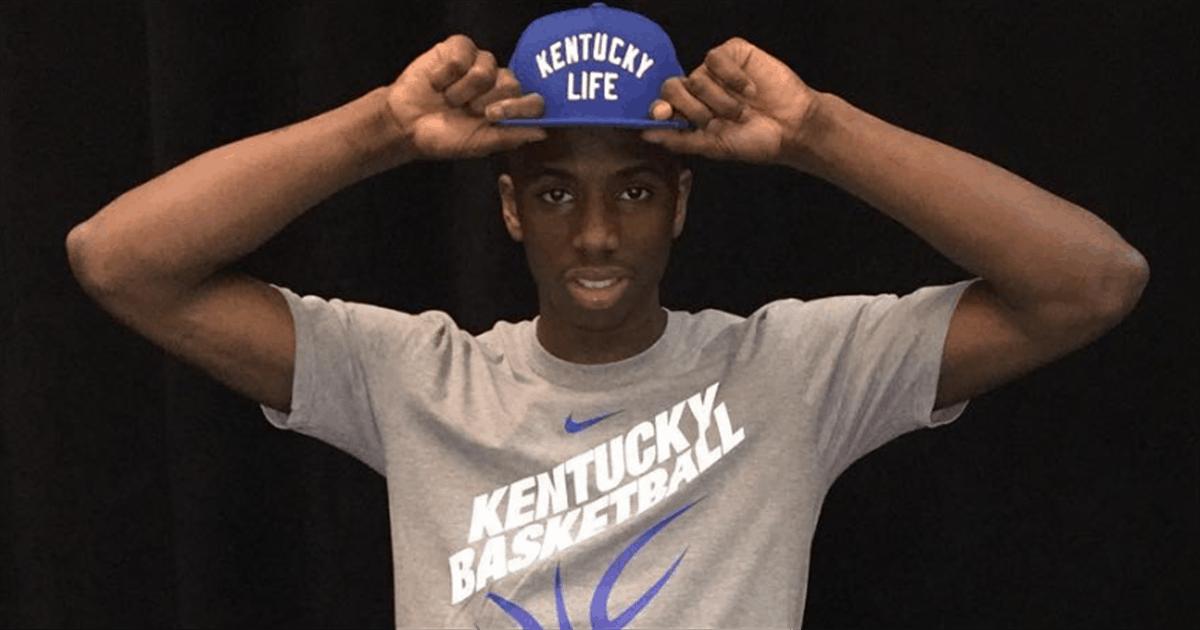 Hamidou Diallo (Kentucky)