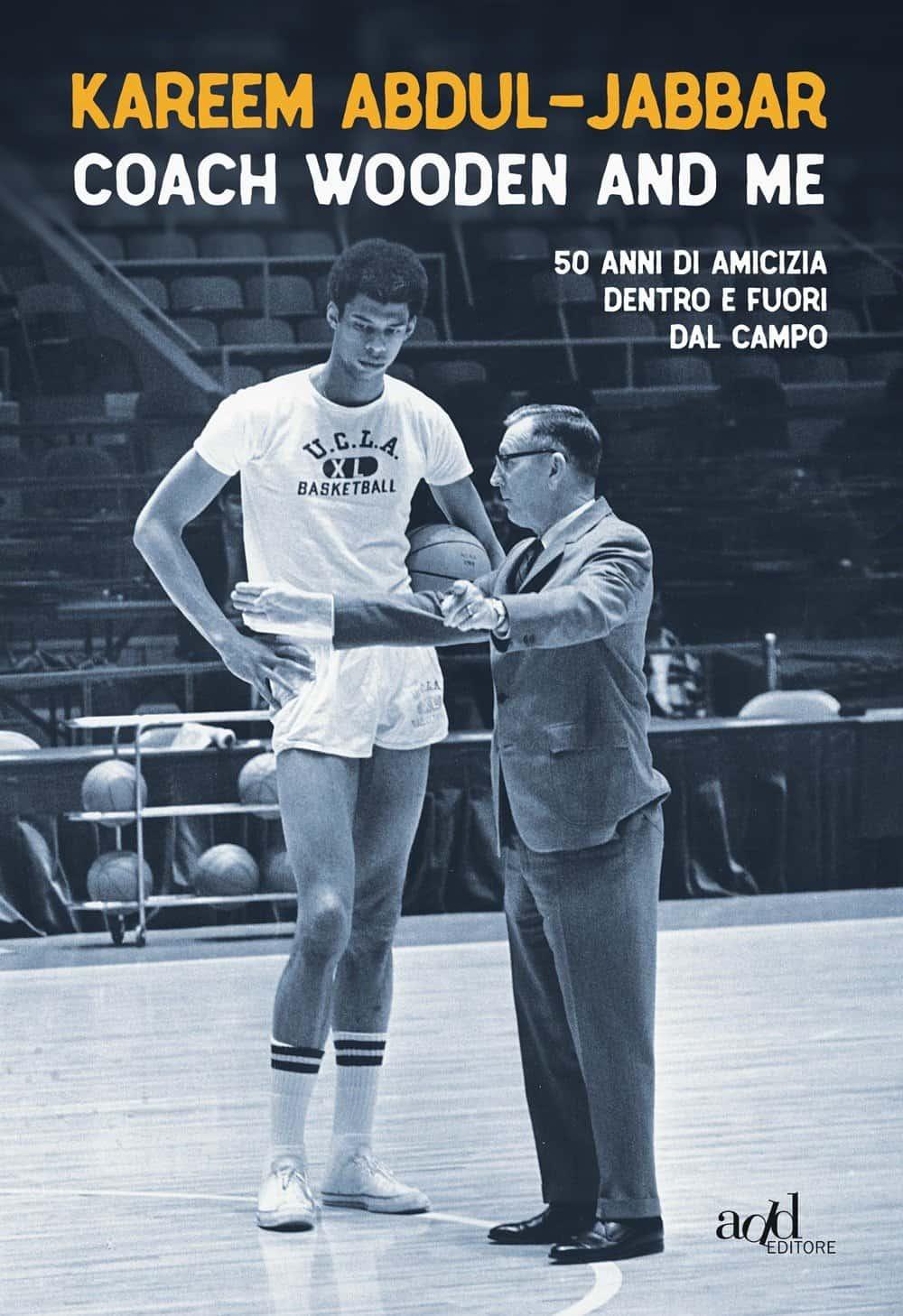 John Wooden and me (il libro)