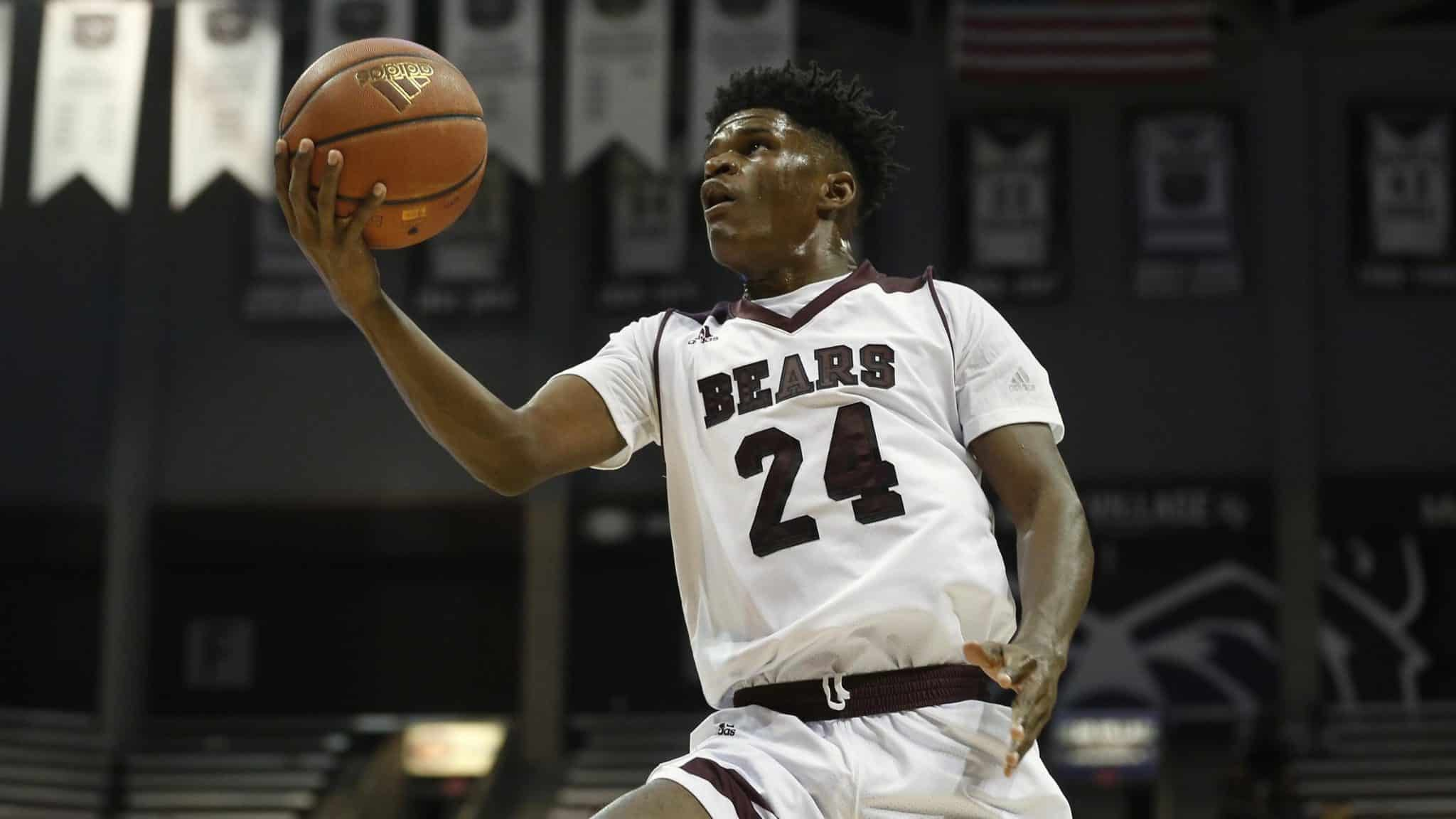 BasketballNcaa - Missouri State - Alize Johnson