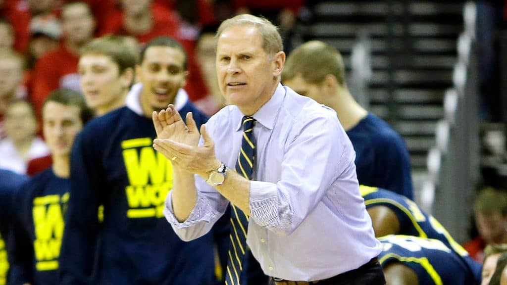 John Beilein (Michigan)
