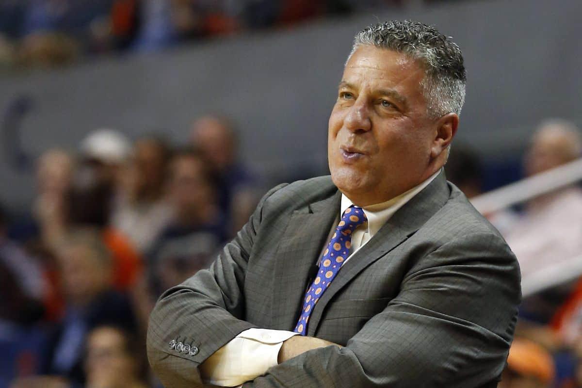 Auburn e la rinascita di Bruce Pearl