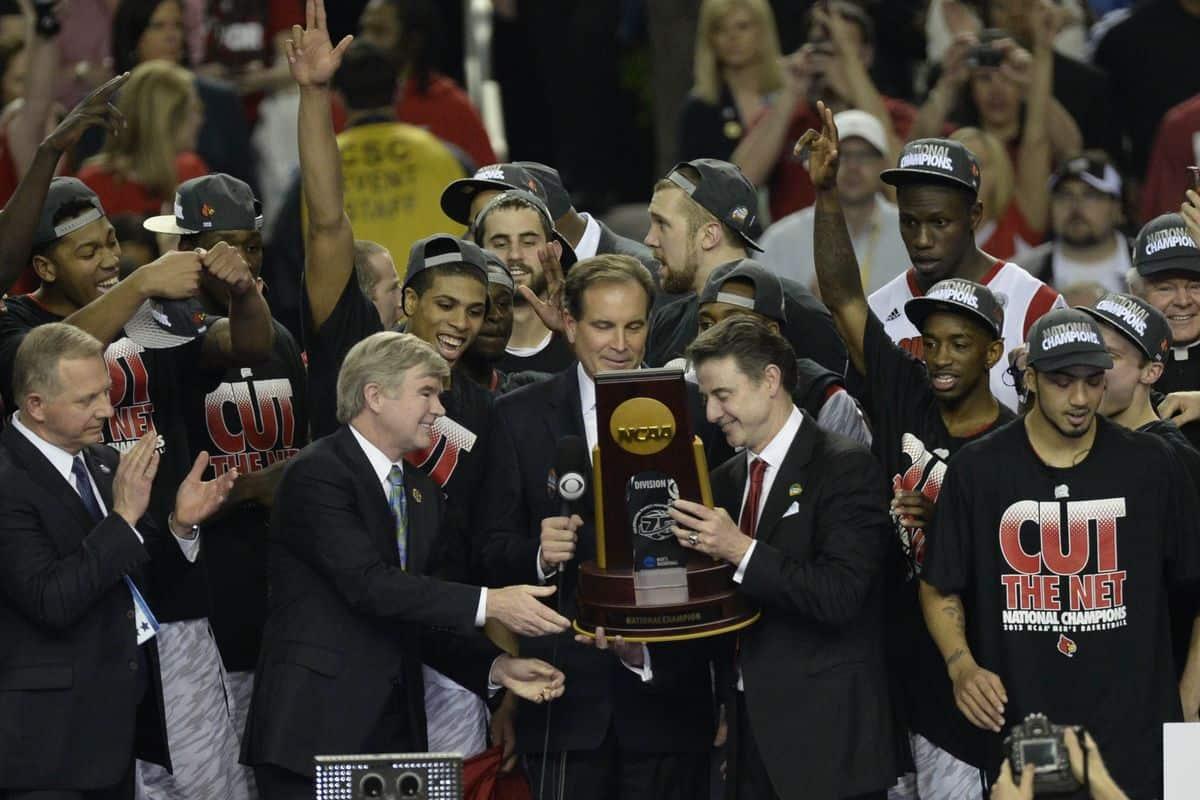 La Ncaa toglie il titolo 2013 a Louisville