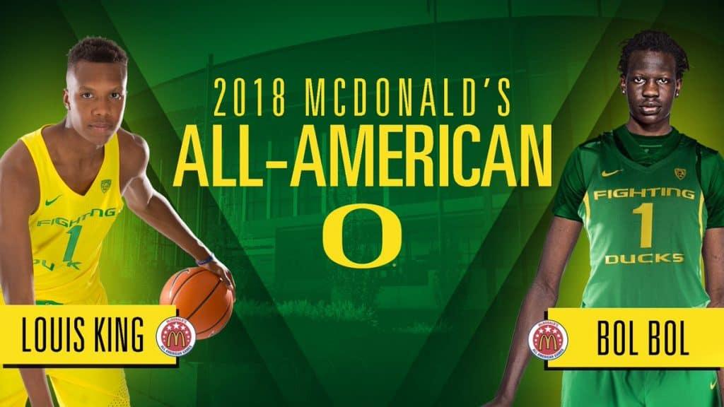 Oregon Ducks - BasketballNcaa
