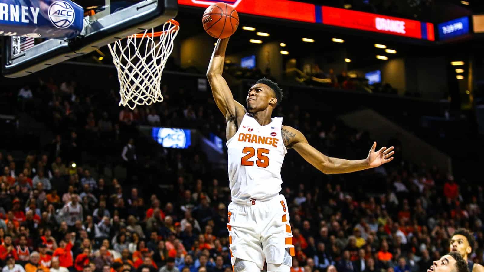 18. Syracuse pronta a sorprendere ancora