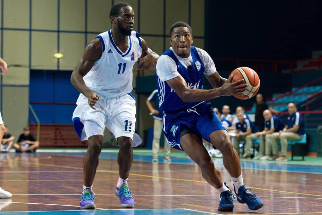 BasketballNcaa - Wes Clark