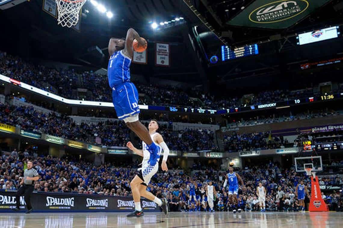 Duke-Kentucky, benvenuti al Williamson-Barrett show