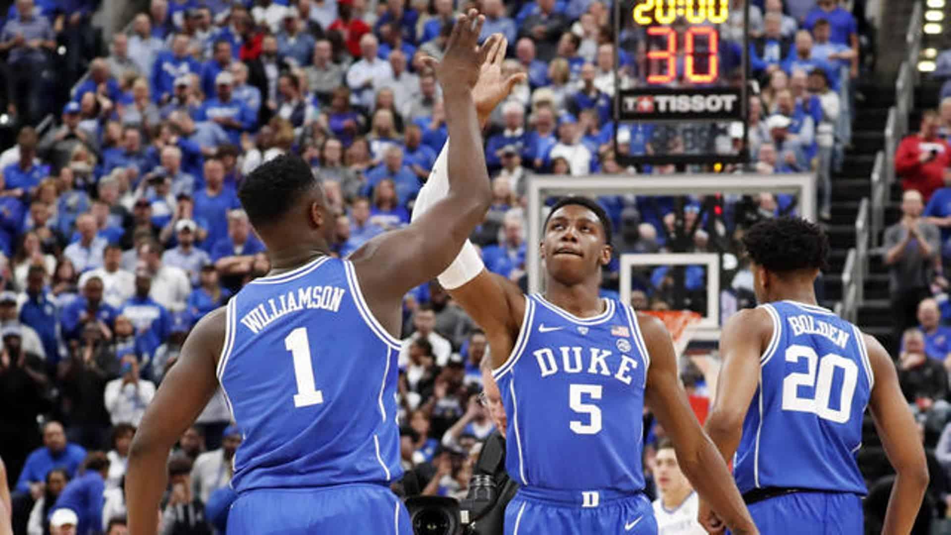 Il borsino delle big: dominio di Duke