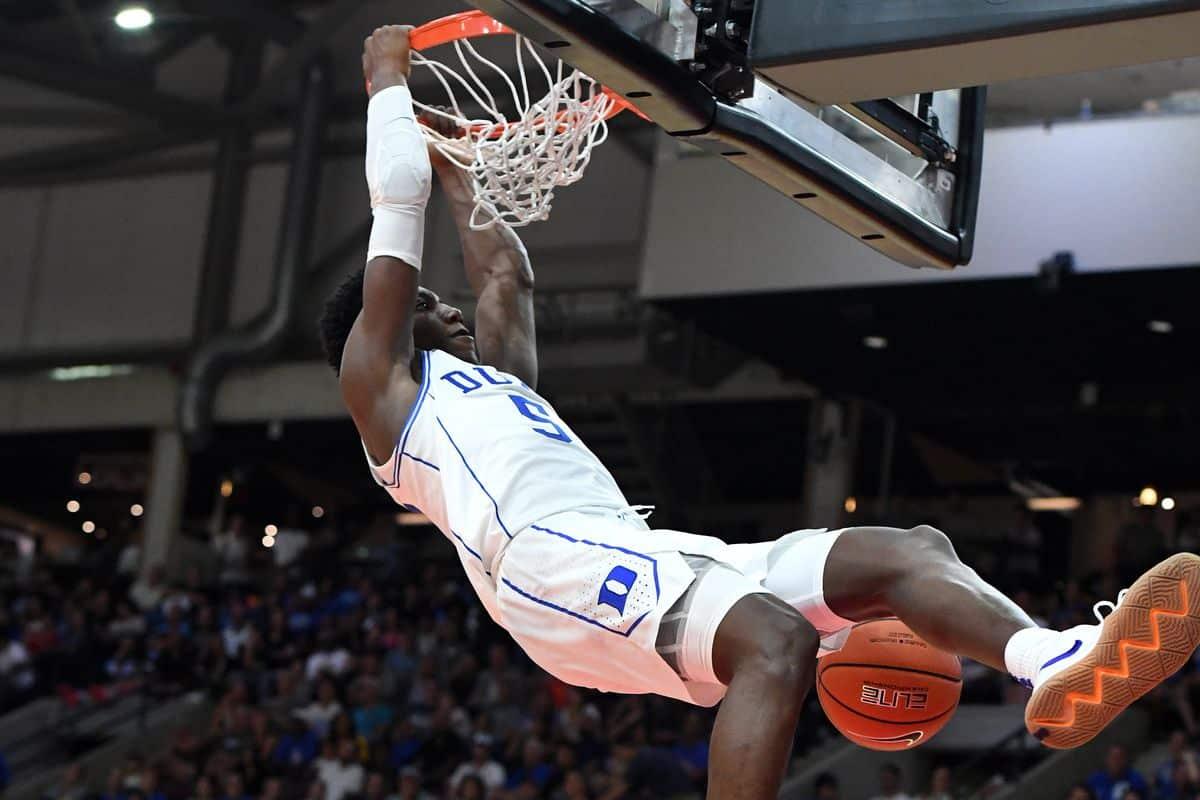 BasketballNcaa - RJ Barrett - Duke