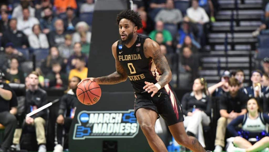 BasketballNcaa - Florida State - Phil Cofer