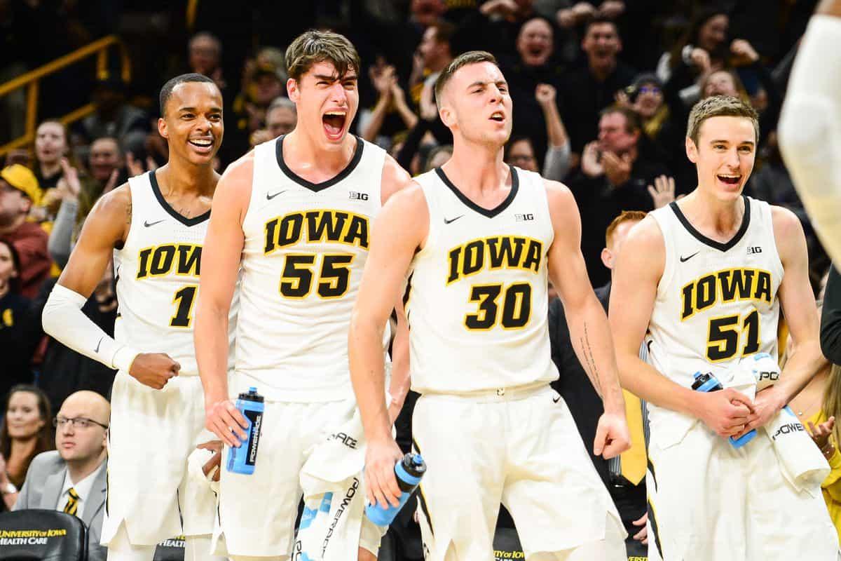 #10 Iowa, occhio alla coppia Cook-Garza