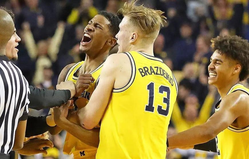Matthews e Brazdeikis, tra follia e NBA