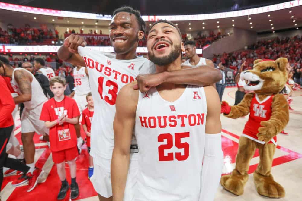 #3 Houston, obiettivo Final Four