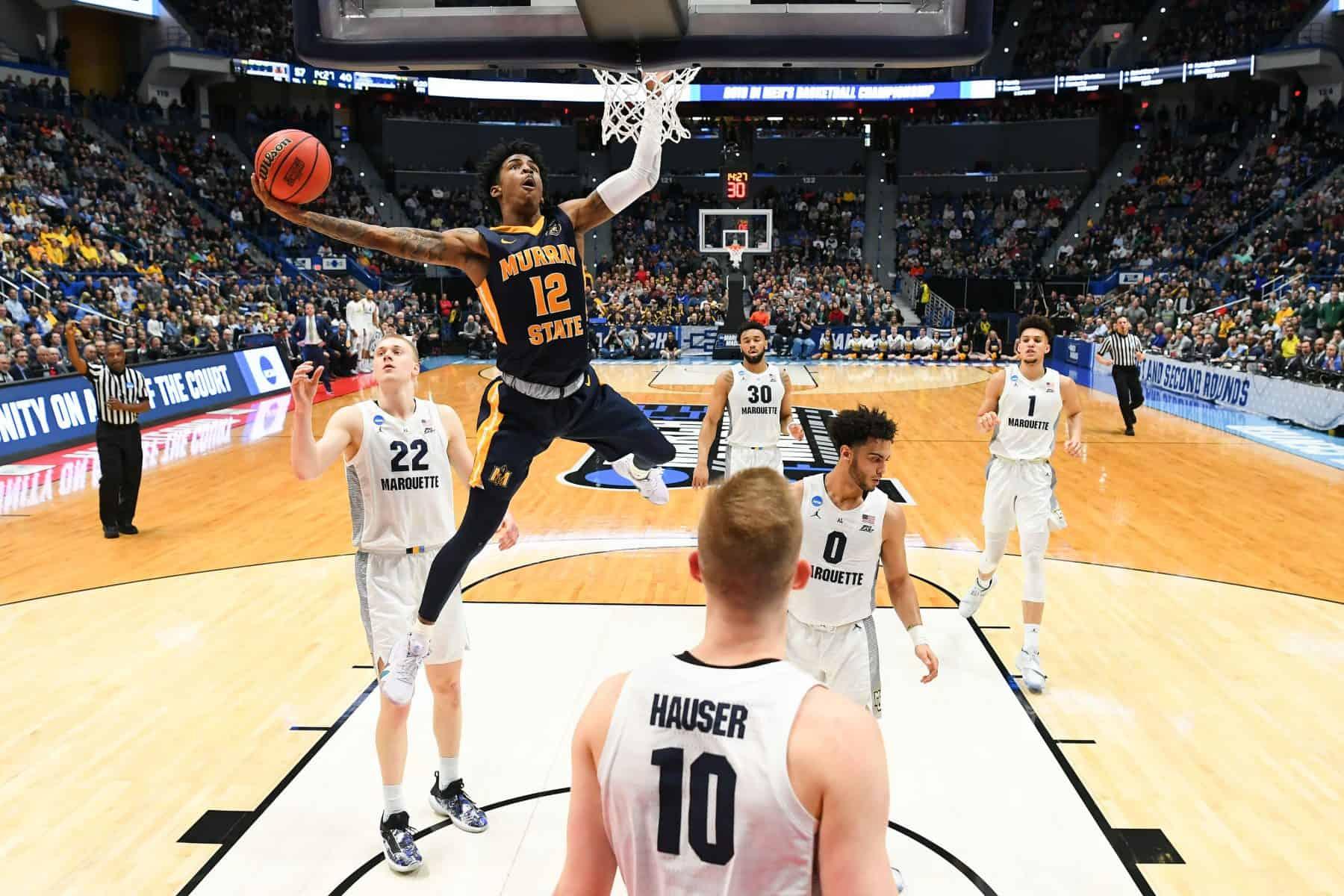 NBA Draft Combine, 63 talenti in vetrina