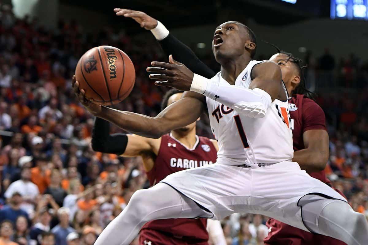 #5 Auburn, pericolosi e imprevedibili