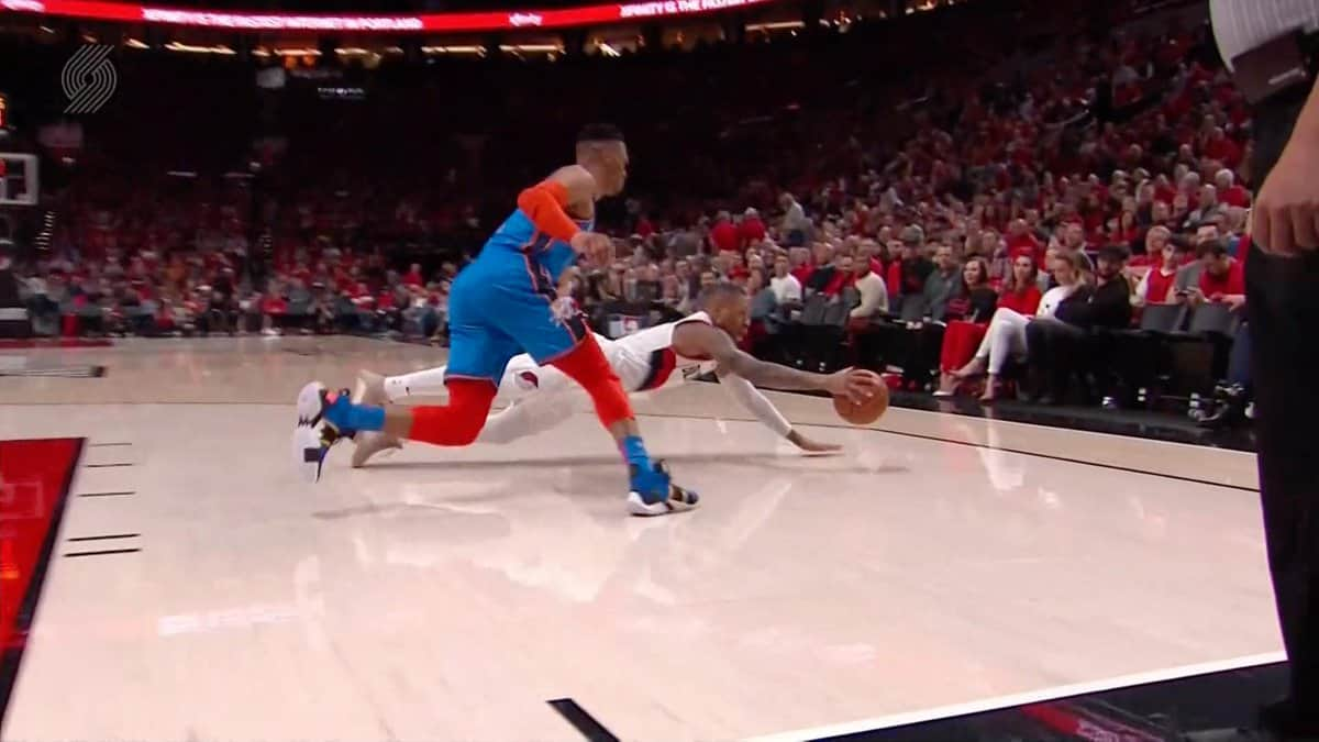 WE GOT GAME #24: Westbrook contro Lillard
