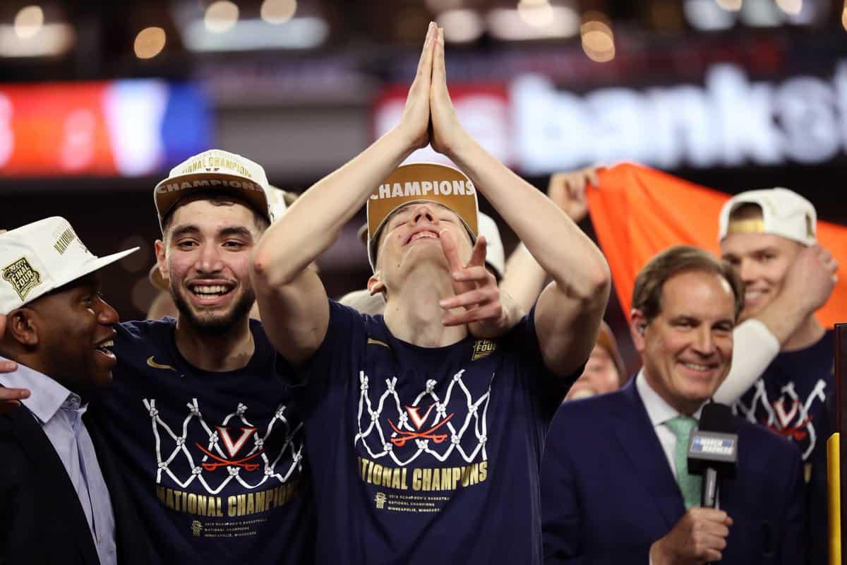 Virginia e Texas Tech, la finale in quattro punti