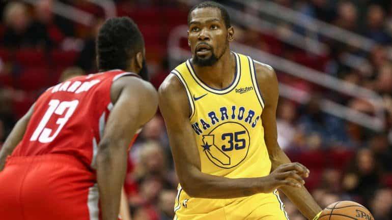 Warriors e Rockets, la storia si ripete