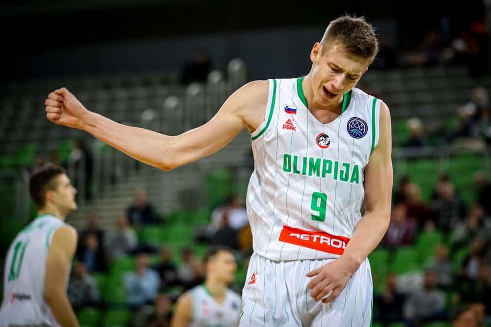 NBA Draft – Luka Šamanić