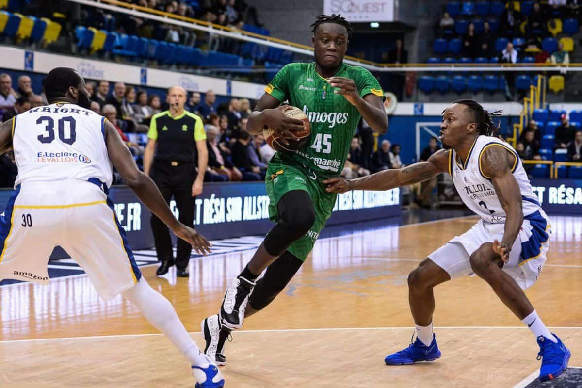 Nba Draft – Sekou Doumbouya