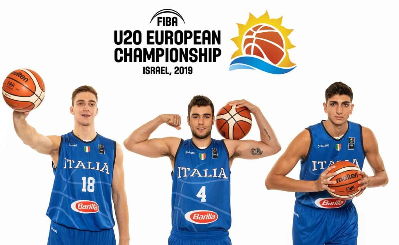 Tutta la NCAA degli Europei U20
